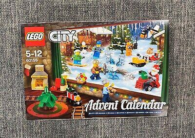 Lego City Christmas Advent Calendar BRAND NEW International 60155