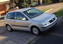 2002 Volkswagen Polo with Roadworthy certificate Melbourne CBD Melbourne City Preview