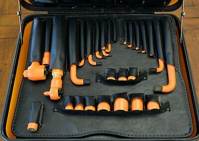 Cementex Rolling Case W 55 Pcs Insulated Tools Retail Approx. 3487