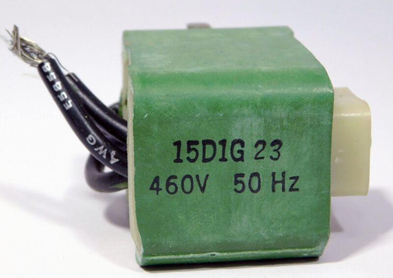 GE Controls General Electric Coil 15D1G23 460V @ 50Hz NOS NIB