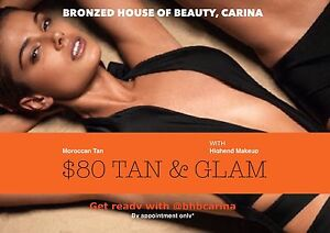 Amazing Tanning and Makeup Carina Heights Brisbane South East Preview