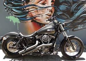 Harley Davidson Street Bob Perth Perth City Area Preview