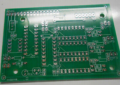 Kenwood TS-520S - Very Accurate Digital Display DFD-2 DIY KIT- Processor & PCB