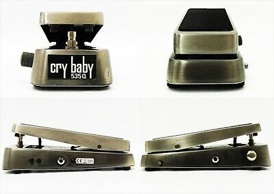 DUNLOP GCB-95 MODIFIED WAH BY HUMPHREY AUDIO