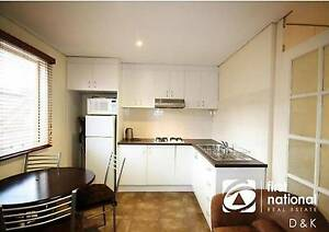 Fully Furnished Apartment in beautiful tree-lined Kensington Footscray Maribyrnong Area Preview