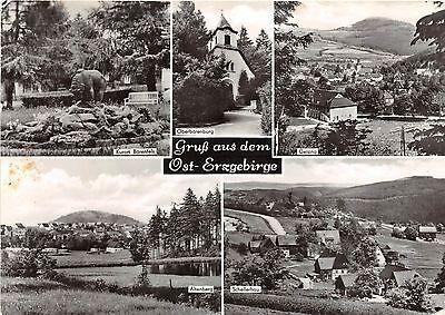 Bg22062 Gruss Aus Dem Ost Erzgebirge  Germany Cpsm 14 5X9cm