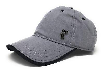 Ashworth Golf Adjustable Unisex Hat Cap - OSFA - Grey