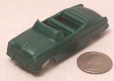 """F&F Dark Green 50s Ford Convertible Cereal Package Car 3"""" NICE (see pics) D1 for sale  Honolulu"""