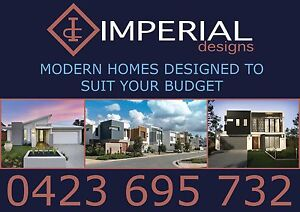 IMPERIAL DESIGNS -- ARCHITECTURAL DESIGNS West Hoxton Liverpool Area Preview