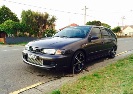 2000 Nissan Pulsar N15 SSS SR20 Turbo Cheap! Arncliffe Rockdale Area Preview
