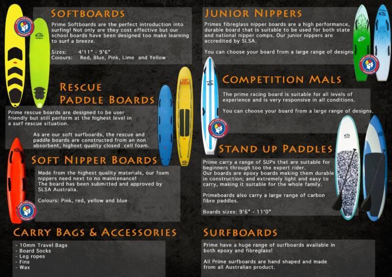 SOFTBOARD SURFBOARD 6'