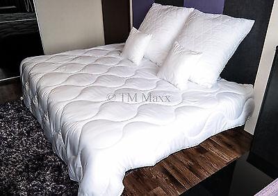 Bettdecke Sommerdecke Leichtbett Steppbett Microfaser Soft Dream  200x200cm