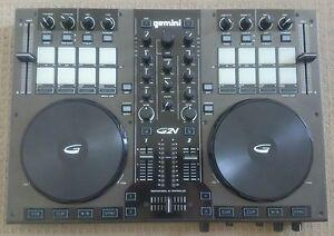 Gemini G2V DJ MIDI Controller Westmead Parramatta Area Preview