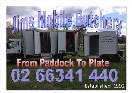 ON FARM MOBILE BUTCHERY Urbenville Tenterfield Area Preview