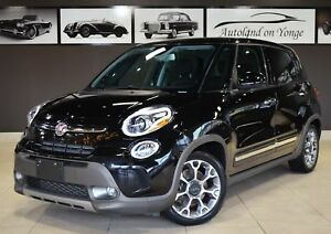 2015 Fiat 500L Trekking - NAVIGATION/BACK-UP CAMERA/PANO ROOF