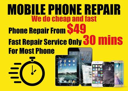 FAST AND CHEAP PHONE REPAIR SHOP WITH HIGH QUALITY & GOOD SERVICE Indooroopilly Brisbane South West Preview