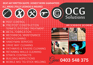 Ocg Solutions Minchinbury Blacktown Area Preview