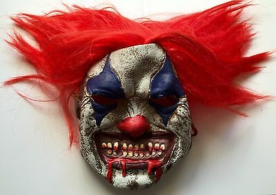 Es Clown Kostüm Pennywise (Tim Curry Signiert Stephen Kings es Pennywise Clown Kostüm Maske PSA/DNA Coa #2)