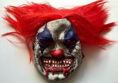 Es Clown Kostüm Pennywise (Tim Curry Signiert Stephen Kings es Pennywise Clown Kostüm Maske PSA/DNA Coa #2)