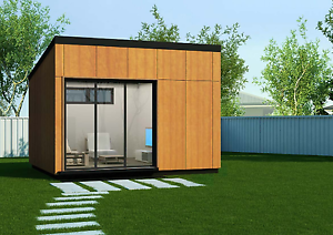 Arkistruct Micro Space - Outdoor Office, Pool Room or Games Room Eagle Farm Brisbane North East Preview