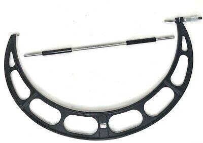 New Starrett 436.1mxrlz-550 436m Outside Micrometer Standard 525 To 550 Mm