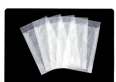 50 LINDNER A6  GLASSINE ENVELOPES  - 105x150 mm +20 mm flap - ACID FREE