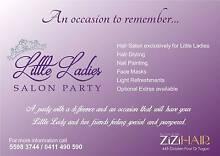 Girls Party - Little Ladies Salon Party Tugun Gold Coast South Preview