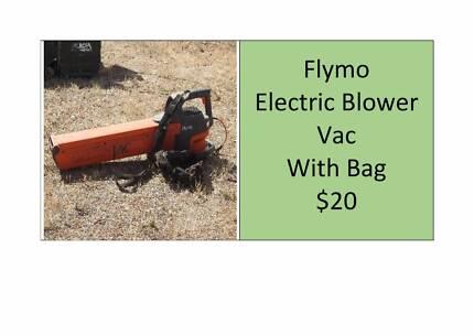 Flymo Electric Blower Vac