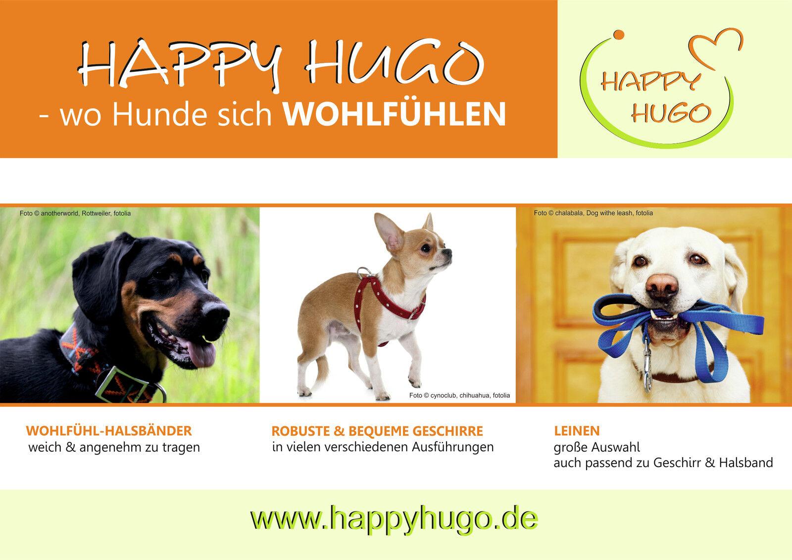 Happy Hugos HUNDESHOP