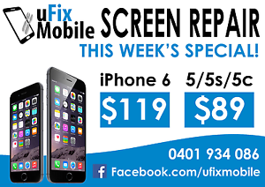 PRICE DROPPED!!! iPHONE 6- $119!! SCREEN REPAIR Greenslopes Brisbane South West Preview