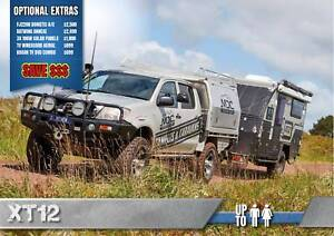 2018 MDC XT-12 HYBRID FULL OFFROAD CARAVAN Lansvale Liverpool Area Preview
