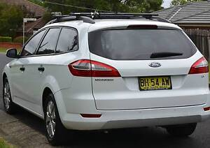 2010 Ford Mondeo Wagon - 7 Months Rego - Complete LogBook @ FORD Carlingford The Hills District Preview