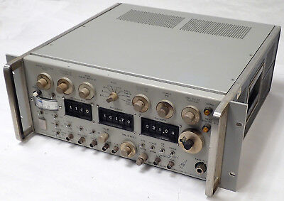 Ifr Atc 1200y3 Xpdrdme Simulator Test Set Input 115v Partially Tested