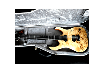 MAYONES® DUVELL 6 ELITE 6-Str 6-Bolt-On SEYMOUR DUNCANs