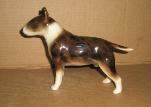 Dog Figurine  Bull Terrier/Coopercraft