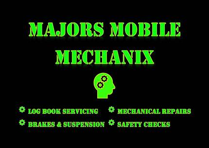Majors Mobile Mechanix (mobile, roadside assistance, servicing)