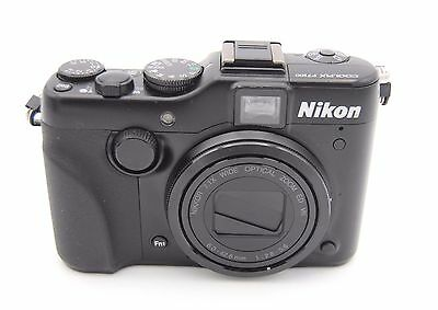 Nikon Coolpix P7100 10.1MP 3'' SCreen 7.1 X Zoom Digital Camera Black