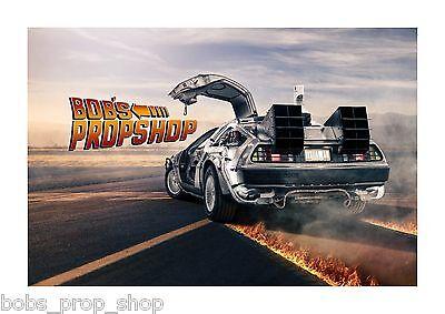 Back To The Future Delorean Time Machine Conversion to your Delorean - BTTF