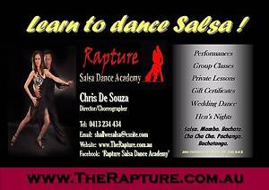 LEARN TO DANCE SALSA ! Perth Perth City Area Preview
