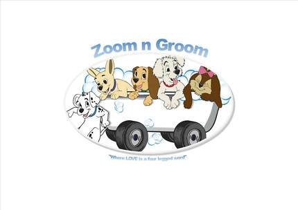 Zoom n Groom (Mobile Dog Wash) Macarthur Area Orangeville Wollondilly Area Preview