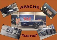 APACHE HARD FLOOR CAMPER TRAILER Para Hills West Salisbury Area Preview
