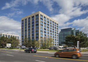 VICTORIA PARK/ SHEPPARD OFFICE SPACE