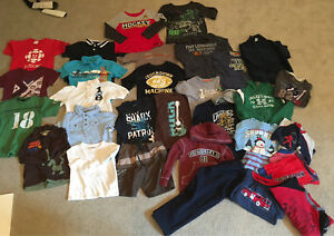 Boys clothing Lot: size 4/5-lots of name brands