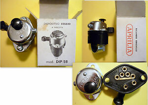 DEVIO-LUCI-DIMMER-SWITCH-LICHTSCHALTER-MOTORRAD-MOTORCYCLE-ORIGINAL-EPOCH