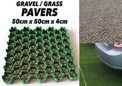 20 x Gravel or Grass GRID Paver Base Path Greenhouse Deck Lawn Gravel Driveway