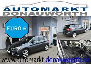 BMW 220d Active Tourer xDrive Aut. Advantage Navi