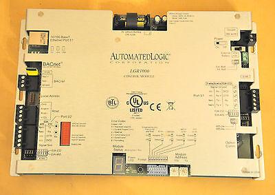 Automated Logic Lgr1000 Bacnet Control Module Alc Lgr 1000