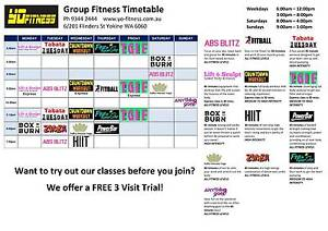Don't pay $25 per class - Pay $25 per week for fun group classes! Yokine Stirling Area Preview