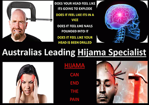 END THE PAIN WITH HIJAMA BY NANO HANNA Bankstown Bankstown Area Preview