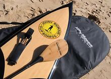 "Brand new 12'6"" SUP Board package with minor imperfection. Wattle Grove Liverpool Area Preview"